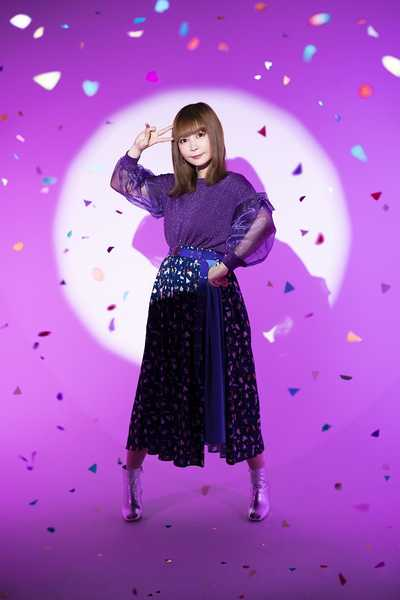 中川翔子、新曲「フレフレ」のタイアップを記念してねおとTikTokでコラボ生配信が決定