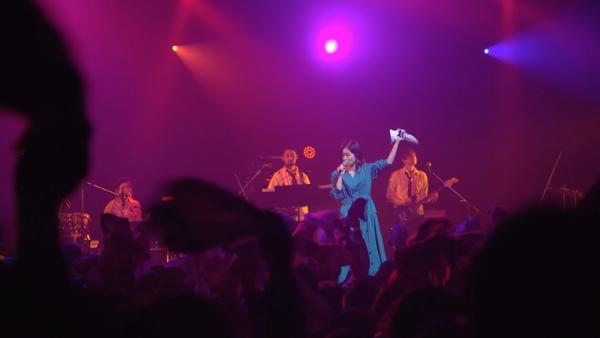 「花火の魔法」(杏沙子 ワンマンライブ「fermata」2019.3.30 Shibuya O-East )