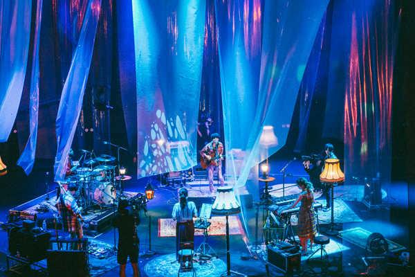 『indigola End 10th Anniversary Visionary Open-air Live「ナツヨノマジック」』/Photo: 永峰拓也