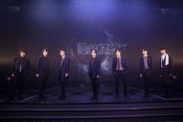 8月16日@改名1周年記念特別配信ライブ『仮想げんじぶ空間:case.2』 photo by  笹森健一