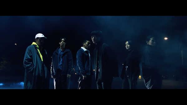 「惑星STRaNdING(ft. Dos Monos)」MV