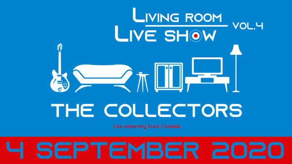 『LIVING ROOM LIVE SHOW〜THE COLLECTORS live at QUATTRO 2018 streaming special edition Vol.4〜』