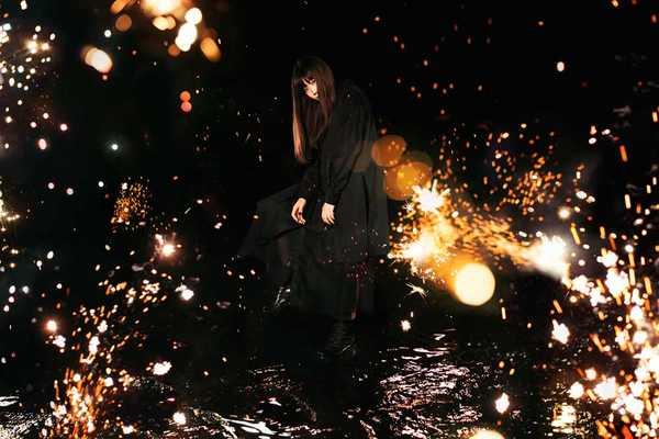 Aimer、最新シングル「SPARK-AGAIN」より「悲しみの向こう側」のスタジオライブ映像を公開