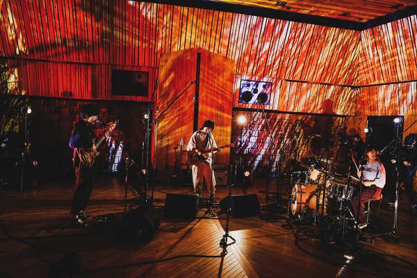 9月4日@『Saucy Dog オンラインワンマン Studio Live』