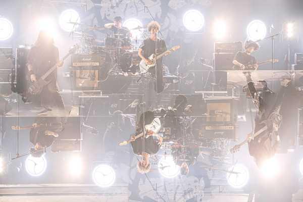 9mm Parabellum Bullet、トリビュートアルバム『CHAOSMOLOGY』の新ティザー映像公開