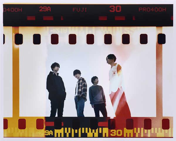 BUMP OF CHICKEN、新曲「Gravity」の配信リリース開始&ライブ映像作品の発売が決定