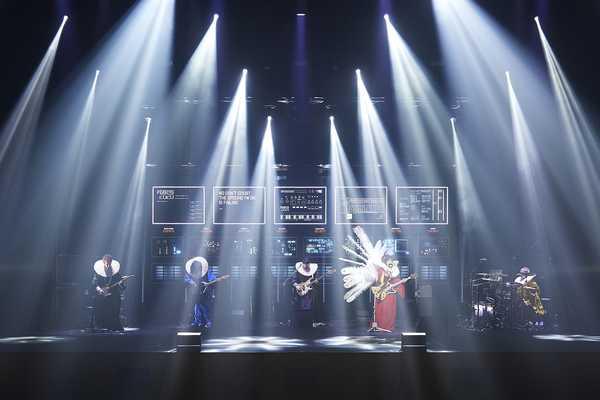 東京事変、無観客で開催された渋⾕NHKホール公演をWOWOWで独占オンエア!