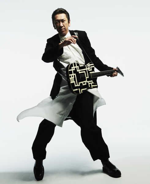 布袋寅泰、世界7カ国からアーティストを迎えたコラボアルバム『Soul to Soul』の発売が決定