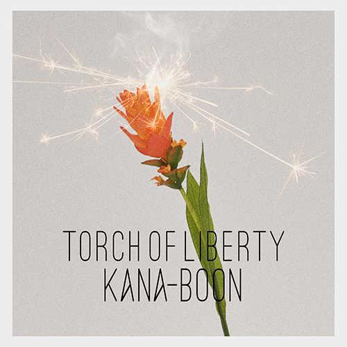 KANA-BOON、シングル「Torch of Liberty」の詳細を解禁