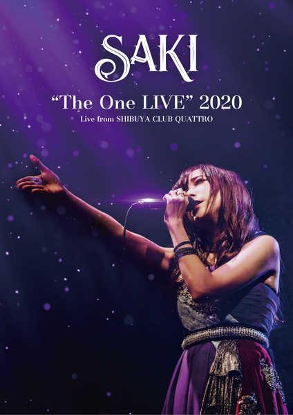 """ライブDVD『""""The One LIVE"""" 2020 Live from SHIBUYA CLUB QUATTRO』"""