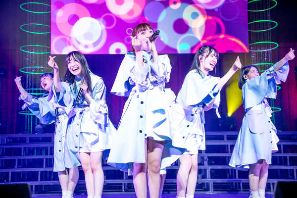 『ukka NEXT STAGE TOUR 2020』(撮影:角田勇太)