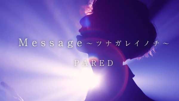 「Message ~ツナガレイノチ~」MV
