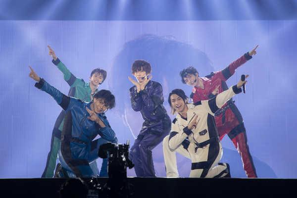 12月27日@オンラインスペシャルライブ『Superstar』