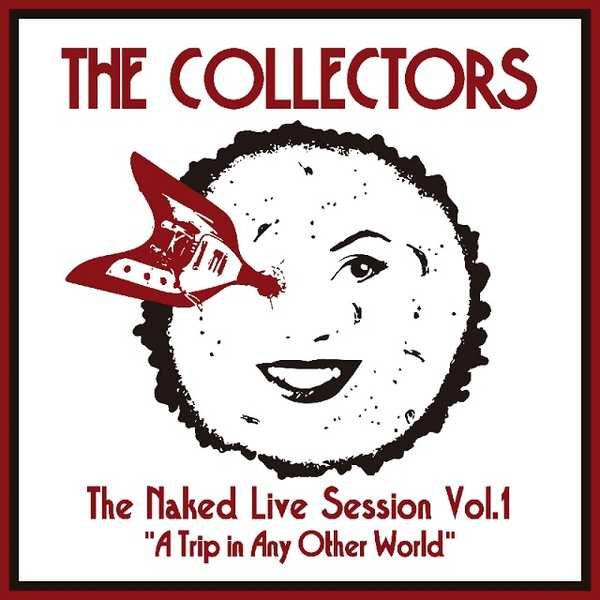 """配信アルバム『The Naked Live Session Vol.1 """"A Trip in Any Other World""""』"""