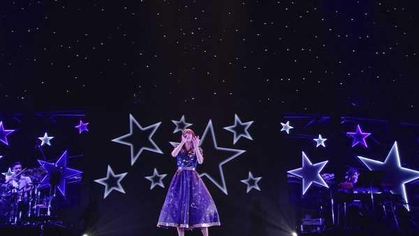 「Starlight Museum」ライブ映像(Blu-ray『Inori Minase 5th ANNIVERSARY LIVE Starry Wishes』より)