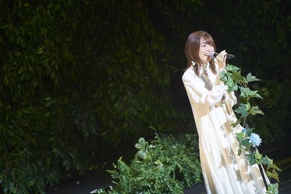 『上田麗奈1st LIVE Imagination Colors』2021年3月14日(日)@LINE CUBE SHIBUYA(Photo by 中原幸)