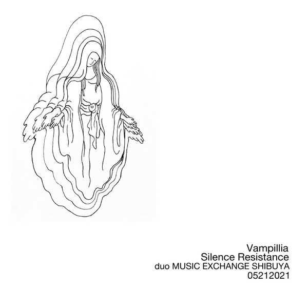 Vampillia、沈黙とマスクをドレスコードとした2年振りの東京ワンマンが決定