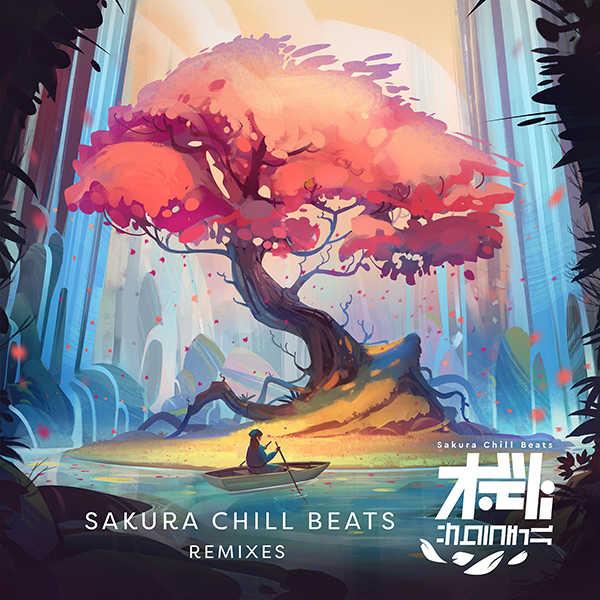 配信楽曲「BAKU (CORSAK Remix) - Sakura Chill Beats Singles」