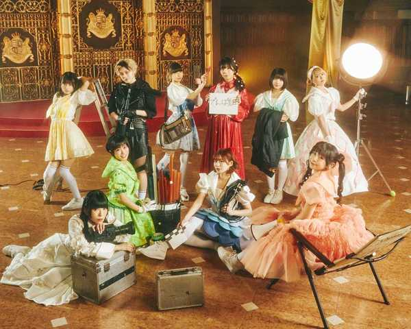 でんぱ組.inc、ねもぺろ&チャぺの泉の新曲も収録したシングルリリースを発表
